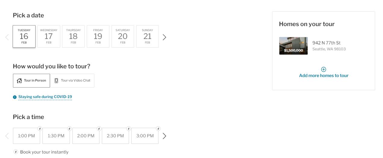 Schedule a Tour _ Redfin - Google Chrome 2021-02-16 at 9.33.18 AM